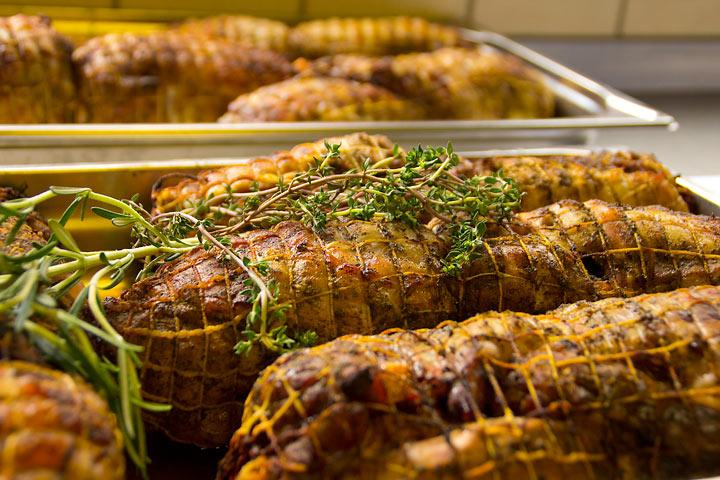 Schwäbische Küche geniessen im Stahlecker Hof